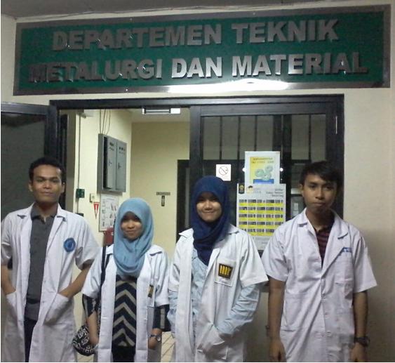 2.Kuliah Sit In mahasiswa Teknik Metalurgi dan Material UTS di Teknik Metalurgi dan Material Universitas Indonesia