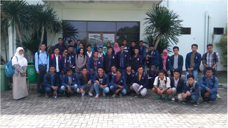 Kunjungan Industri Mahasiswa Program Teknik Industri dan Teknik Mesin Ke Bio green Land Sumbawa Besar