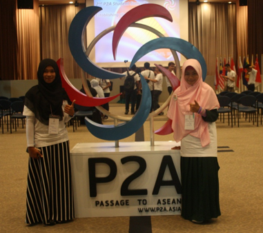 Mahasiswa Teknik Metalurgi dan Material ikut serta dalam pembentukan mahasiswa ASEAN Di thailand (November 2016)