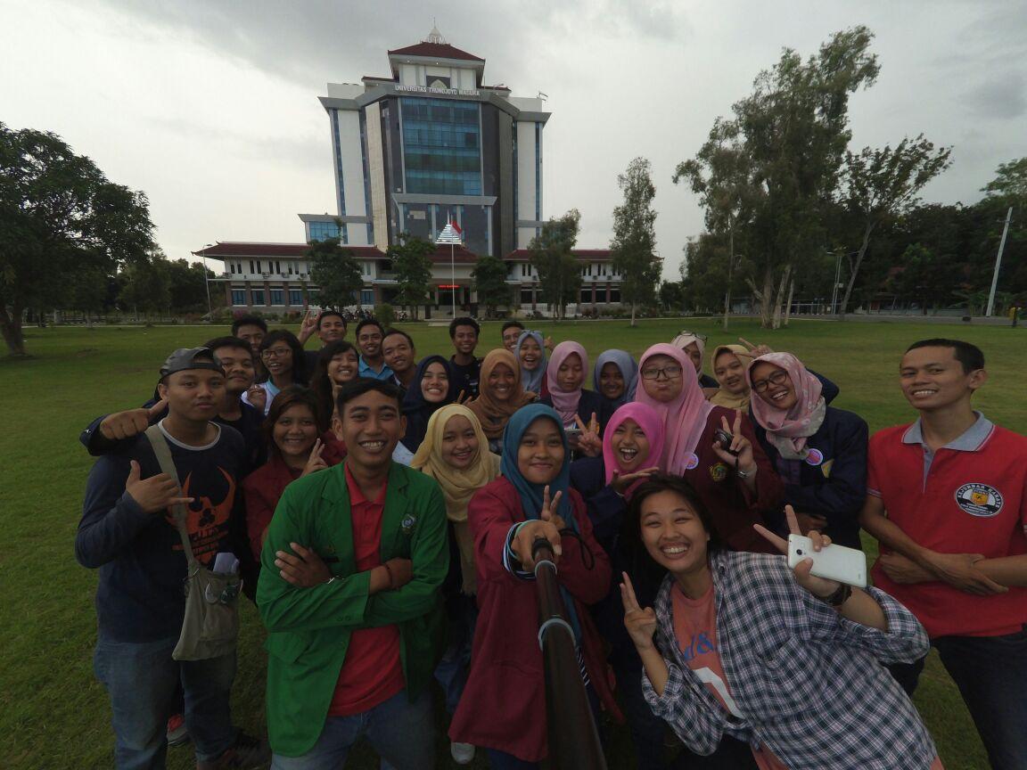 BEM Fakultas Psikologi UTS Belajar Menjadi Sukarelawan Psikologi Pasca Bencana Ke UTM
