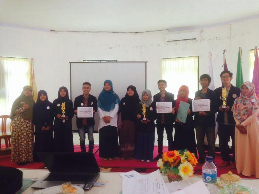 UKM FILA (Forum Ilmiah) UTS Gelar Lomba FILA Call for Paper and Presentation 2016