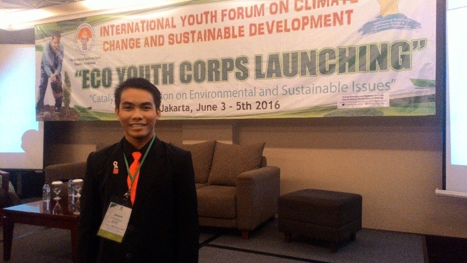 Mahasiswa UTS Turut Bahas Tentang Perubahan Iklim Dalam International  Youth Forum Climate Change and Sustainable Develepment  2016