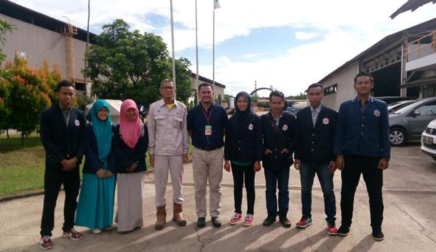 Mahasiswa Metalurgi dan Material UTS Study Tour Ke Jakarta (Hari Pertama)