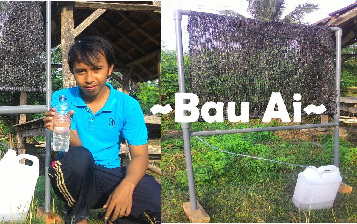 'Bau Ai' : Inovasi Teknologi Atasi Kekeringan Karya Mahasiswa UTS Di Pemuda Pelopor NTB