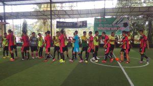 final UTS Futsal League Brimob vs NSS