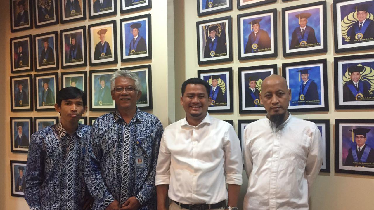 Dari Universitas Indonesia, ISO-9001 akan diterapkan di UTS