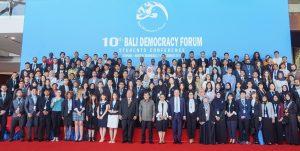 bali democratic